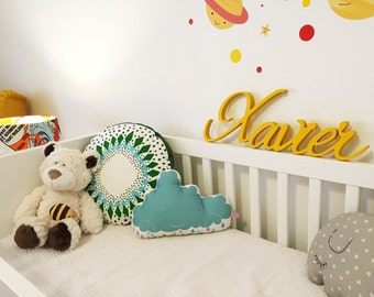 Name sign Nursery. Name sign. Custom name sign. Nursery wall decor Personalized baby name sign glitter. Nursery sign for wall decor.