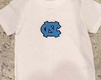 University of NC T Shirt, Go Tar Heels!