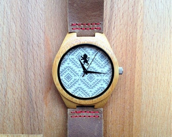 Mens Wood Watch Wood Watch  Engraved Wood Watch  Anniversary Gifts for Boyfriend  Personalized Watch  Mens Wooden Watch  Engraved Watch