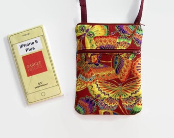 Cell Phone Purse, iPhone Purse, Small Purse, Cell Phone Bag, Phone Purse, Small Crossbody, Galaxy Note Purse