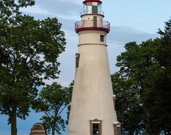Marblehead Lighthouse Fine Art Photography Print