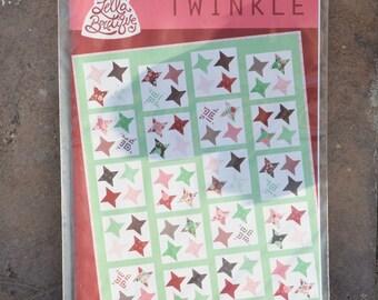 Twinkle Quilt PATTERN  by Vanessa Goertzen for Lella Boutique