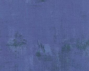 Grunge Basics - Grunge in Periwinkle - Basic Grey for Moda Fabrics - 30150 293 - Half Yard
