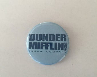 The Office Pinback Buttons