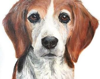 Custom Pet Paintings/Portraits--Oil on Canvas!