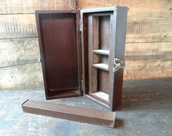 1960's Compartment Box