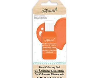 Sweet Sugarbelle Gel Food Coloring .75 oz - Orange