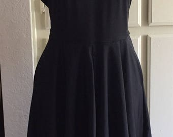 Harry Potter 1950s inspired dress! With pockets!