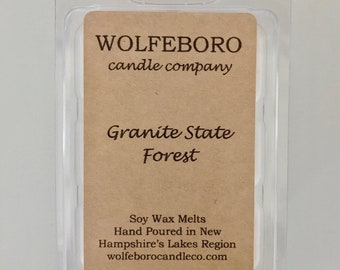 Granite State Forest Soy Wax Melts
