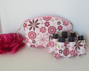 Essential Oils Travel Case - Doterra - Young Living - Essential Oils case