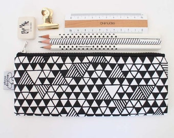 Ethnic printed pencil case by Anjesydesign