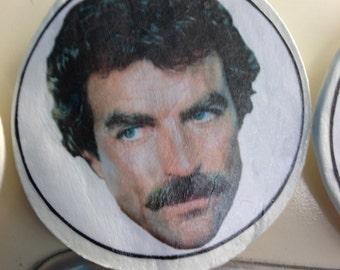 Tom Selleck- Magnum PI Magnet