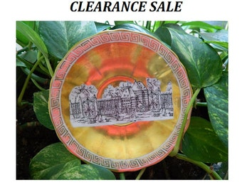 Old Vienna Saucer - JKW Bavaria - 1930's - CLEARANCE SALE