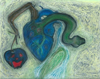 The Mystery Of The Poisoned Heart