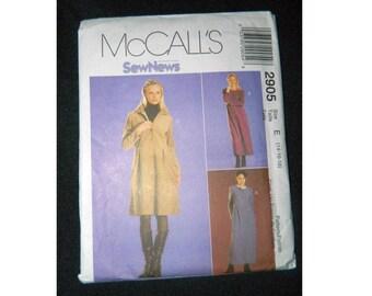 McCall's Pattern 2905 - Petite Dress - Uncut