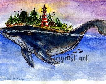 Self published book, artist for hire, custom illustration, childrens book art, custom watercolor, bedtime story