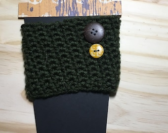 Coffee Cozy - assorted colors