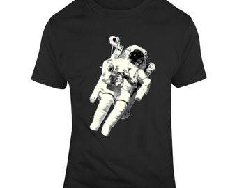 Astronaut Funny Space  T Shirt