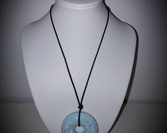Portage donuts necklace