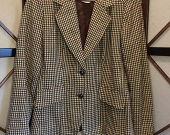 Vintage 70's Womens Jacket/Blazer - 9/10