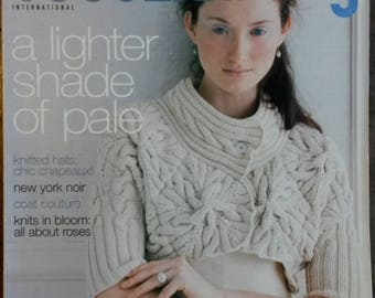 Vogue Knitting Magazine 2006/2007