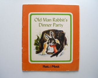 Old Man Rabbit's Dinner Party 1961