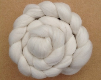 Merino Wool Roving, Wool Fibre, Spinning Fibre, Feltmaking UK Seller,100g (3.5oz)