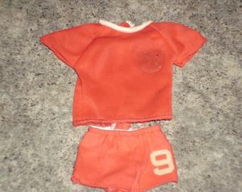 Vintage 70s BIG JIM - Sport Outfit - Mattel