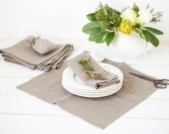Serviettes en tissu lin pour les mères jour décoration de table, serviettes en lin souples, cadeau de fête des mères, nouveau cadeau maison, cadeaux gourmands