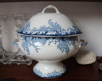 Small antique tureen