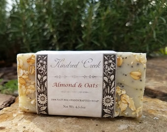 Clearance Almond & Oats