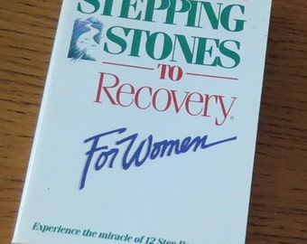 Book - Stepping Stones to Recovery - for Women - Books