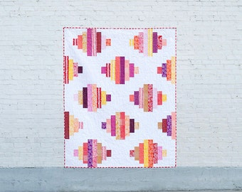 Jelly Lanterns PDF Quilt Pattern