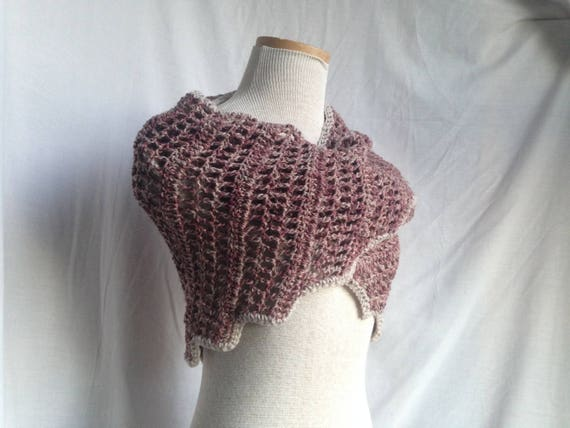 Crochet Pattern Crochet Shawl Pattern Easy Crochet Wrap