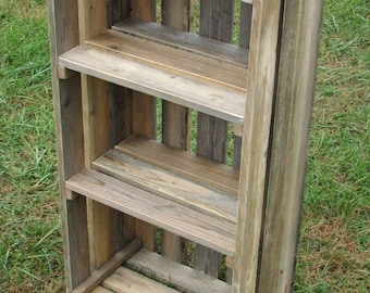 Vintage Pallet Display Crate, storage crate, free shipping