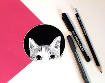 Little Cat Sticker