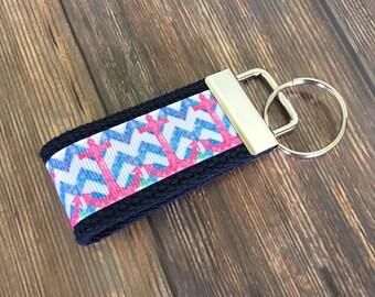 Anchor Key Fob Wristlet / Key Chain