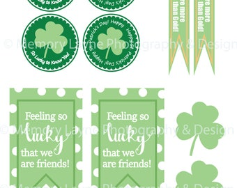 Visiting Teaching St. Patrick's Day **INSTANT DOWNLOAD**