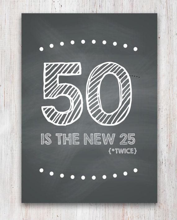 Card Making Ideas 50th Birthday Part - 17: Funny 50th Birthday Card Printable