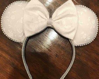 Bride Minnie Ears