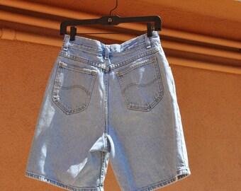 Vintage Lee's Denim Shorts