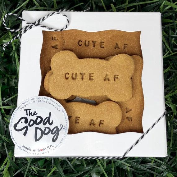 Cute AF Treat Box