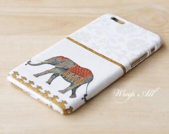 Elephant on White iPhone SE case iPhone 6S case iPhone 6 case