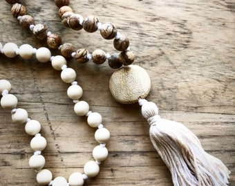 MAGUS... Mala Aromatic necklace