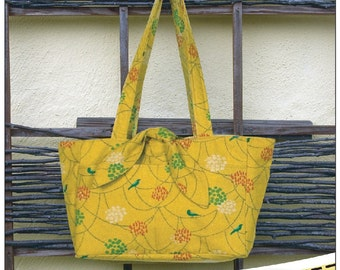 Maxine Handbag Sewing Pattern PDF