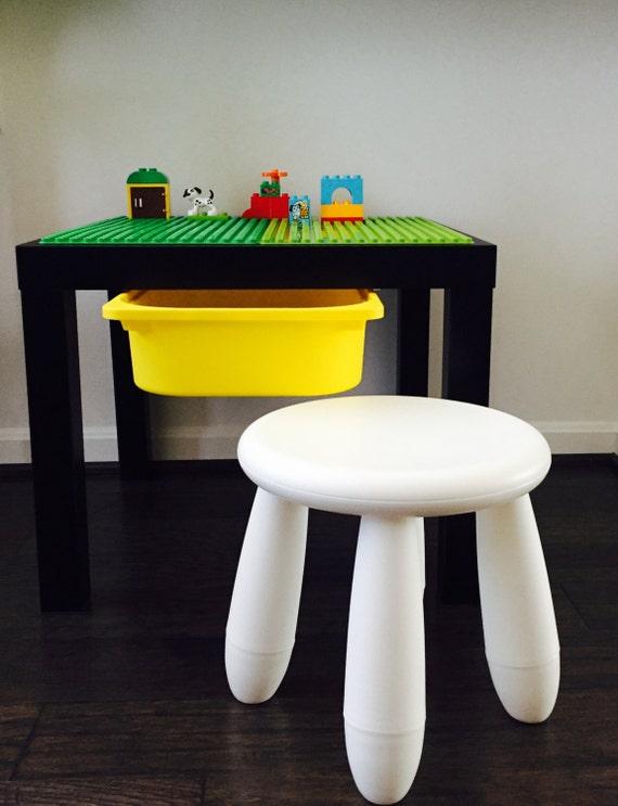 Lego Duplo Table & Stool