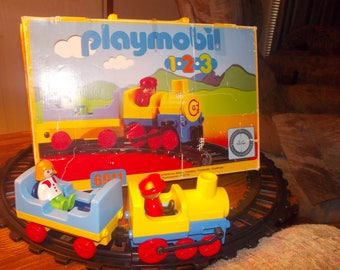 vintage playmobil playset