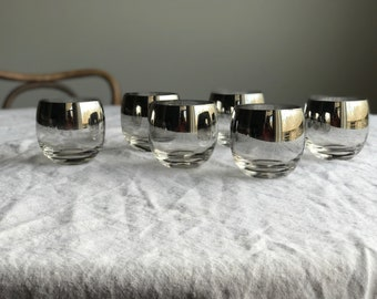 Dorothy Thorpe Ombre Roly Poly Glasses, Set of 6