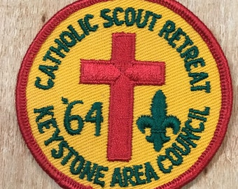 Vintage Boy Scout Patches (You Choose)
