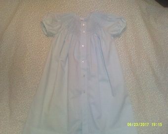 Ready to Smock Imperial Batiste  Bishop Daygown